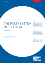 The party system in Bulgaria